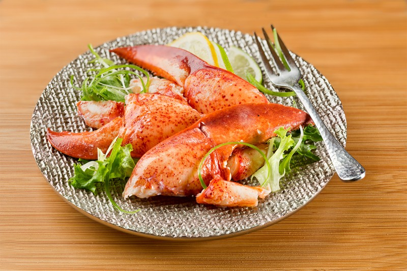 Fresh Cooked Lobster Meat, Claw & Knuckle