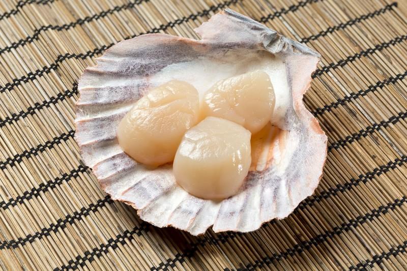 JAPAN Gallons Sea Scallops, Dry
